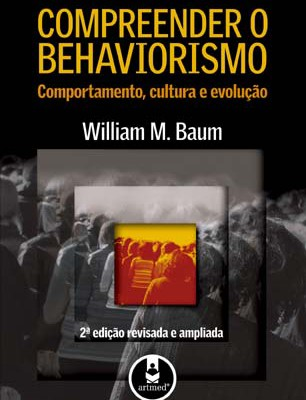 Capa do livro compreender o behaviorismo de Baum