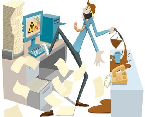 trabalhador multi tarefa